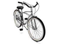 無料自転車貸し出しサービス。