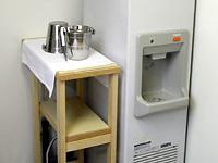製氷器(3F、5Fに設置)。